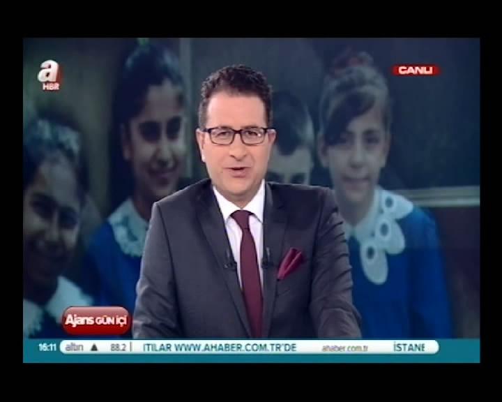 Okula Uyum Süreci - A Haber - 22.10.2014